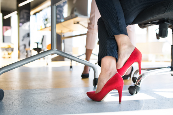 high heel health