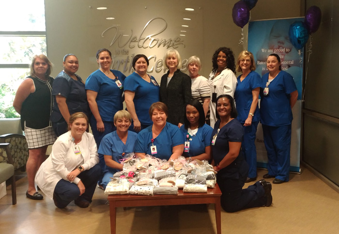 Birth Center team