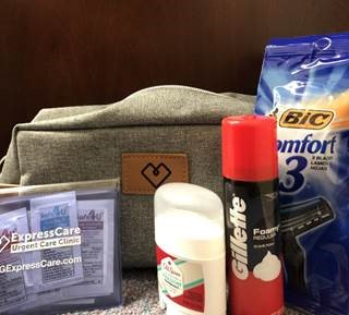 men's supplies